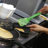 pancake flipping