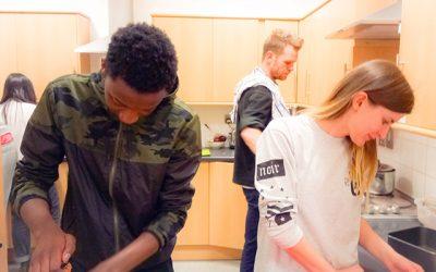 Thursdays at the Copenhagen Youth Project